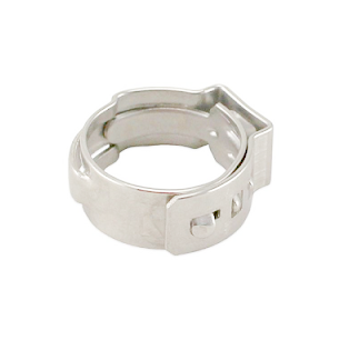 11.9mm Stepless Hose Clamp