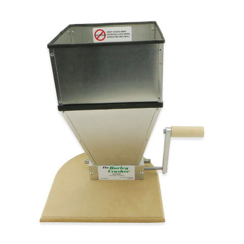 Barley Crusher - 15lb Hopper