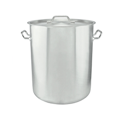 Stainless Steel Tri-Clad Graduated Pot - 15.5 Gallon