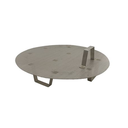 Stainless Steel False Bottom w/ Legs - 17 1/2""