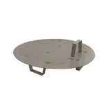 Stainless Steel False Bottom w/ Legs - 15 1/2""