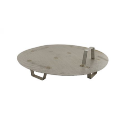 Stainless Steel False Bottom w/ Legs - 19 1/2""