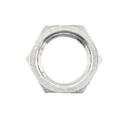 "1"" NPS Stainless Steel Lock Nut"