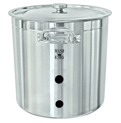 Stainless Steel Weldless Brew Kettle - 33L