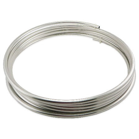 Stainless Steel Coil - 25' of 1/2""
