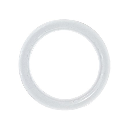"Silicone Tri-Clover Gasket - 3/4"" TC"