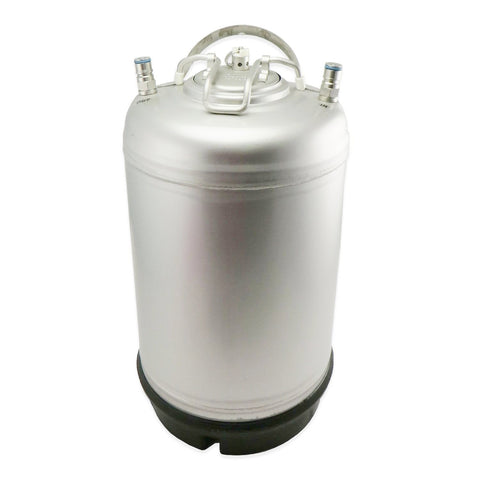 3 Gallon Stainless Steel AMCYL Ball Lock Keg - New