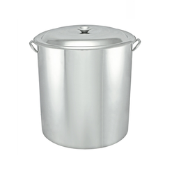 Stainless Steel Brew Pot - 30 Gallon