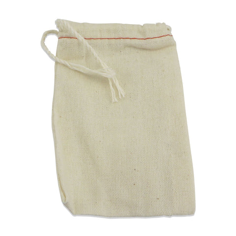 "Muslin Steeping Bag - 3"" by 5"""