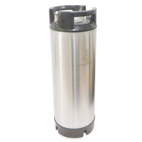 Ball Lock Keg - 5 Gallon Dual Handle AEB
