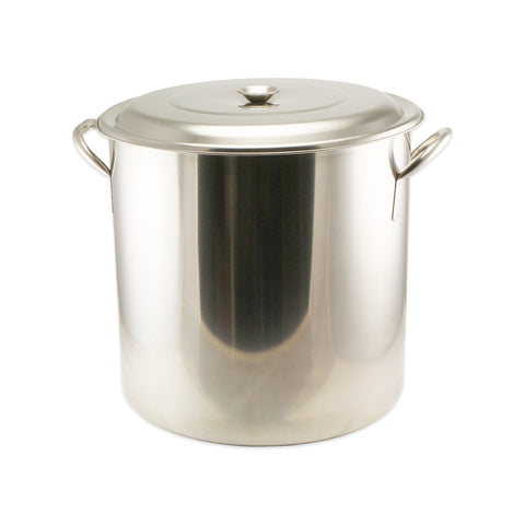5 Gallon Stainless Steel Weldless Kettle