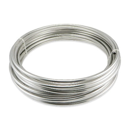 Stainless Steel Coil - 50' of 3/8""
