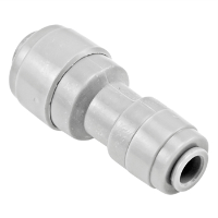 "Duotight Food Grade Plastic (Push-In) Straight Reducer - 1/4"" (6.35mm) X 3/8"" (9.5mm)"