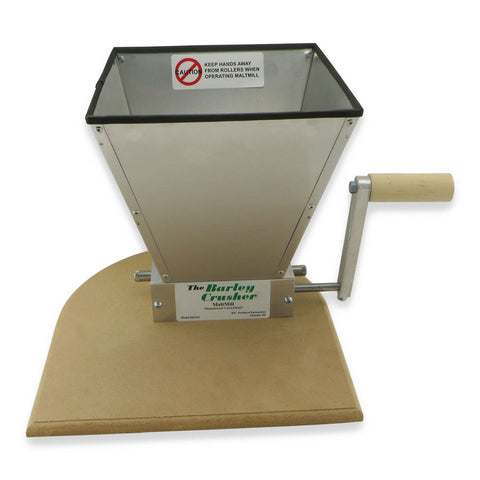 Barley Crusher - 7lb Hopper