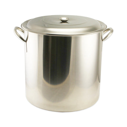 8 Gallon Stainless Steel Weldless Kettle