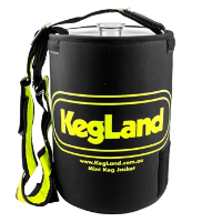 """Mini-Keg"" Growler Neoprene Jacket - 5 L"