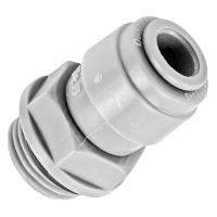 "Duotight Food Grade Plastic (Push-In) Fitting - 3/8"" Male NPT X 5/16"" (8mm)"