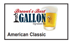 American Classic 1 Gallon Beer Kit