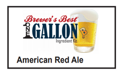 American Red Ale 1 Gallon Beer Kit