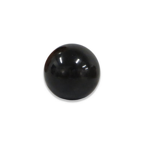 Ball Knob Replacement Handle - Black - Canadian Homebrewing Supplier - Free Shipping - Canuck Homebrew Supply