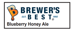 5 Gallon Blueberry Honey Ale Homebrew Kit