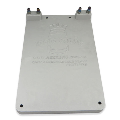 Cast Aluminum Cold Plate - Canadian Homebrewing Supplier - Free Shipping - Canuck Homebrew Supply