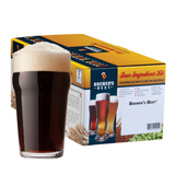 English Brown Ale Recipe Kit - Canadian Homebrewing Supplier - Free Shipping - Canuck Homebrew Supply