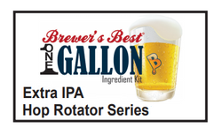 Hop Rotator Series Extra IPA 1 Gallon Beer Kit