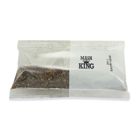 Irish Moss - 1 oz (28 g) - Canadian Homebrewing Supplier - Free Shipping - Canuck Homebrew Supply
