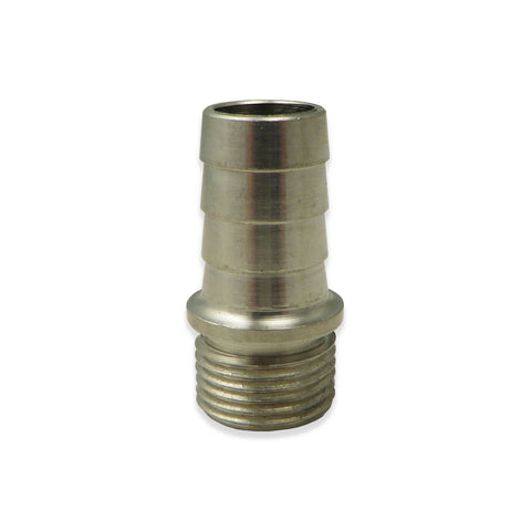 "Mash King Stainless Steel Filler Adapter Barb - 3/8"" Replacement Part - Canadian Homebrewing Supplier - Free Shipping - Canuck Homebrew Supply"