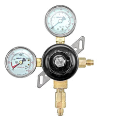 Taprite Primary High Pressure Nitrogen Regulator w/ High Pressure Hose (160 & 3000 PSI)