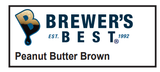 5 Gallon Peanut Butter Brown Ale Homebrew Kit