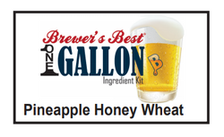 Pineapple Honey Wheat 1 Gallon Beer Kit