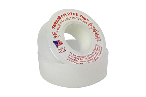 Teflon Pipe Sealing Tape | TT | Spike Brewing - Canadian Homebrewing Supplier - Free Shipping - Canuck Homebrew Supply