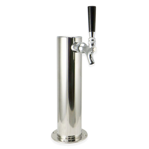 Single Faucet Wine Tower #D4743WT-14 - Canadian Homebrewing Supplier - Free Shipping - Canuck Homebrew Supply