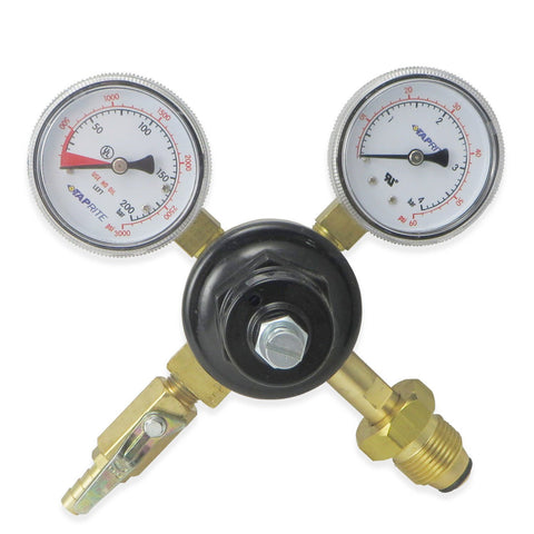 Primary Nitrogen Regulator (60 & 3000PSI) #742HPN - Canadian Homebrewing Supplier - Free Shipping - Canuck Homebrew Supply