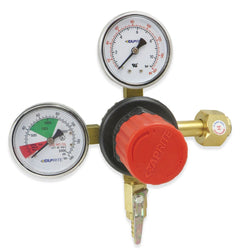 Dual Gauge Primary Beer & Soda CO2 Regulator (160 & 2000PSI) #T5741PMHPT - Canadian Homebrewing Supplier - Free Shipping - Canuck Homebrew Supply