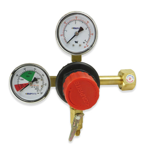 Primary CO2 Regulator (60 & 2000PSI) #T742HP-02 - Canadian Homebrewing Supplier - Free Shipping - Canuck Homebrew Supply
