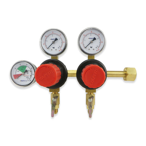 Dual Product Primary Regulator (60 & 2000PSI) #T752HP-02 - Canadian Homebrewing Supplier - Free Shipping - Canuck Homebrew Supply