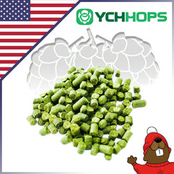 Glacier Hop Pellets - 1 lb - Canadian Homebrewing Supplier - Free Shipping - Canuck Homebrew Supply