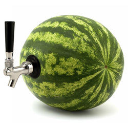 All Stainless Watermelon Tap / Faucet