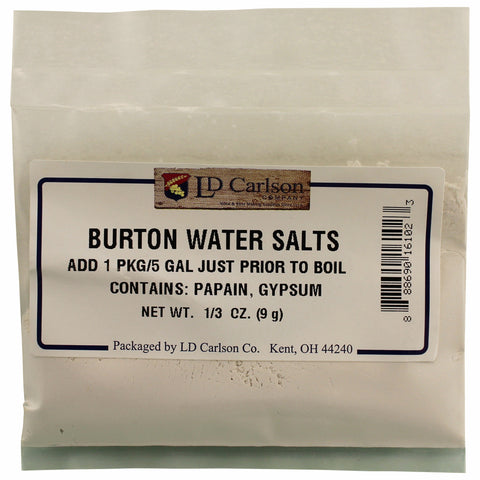 Burton Water Salts - 1/3 oz (9.4 g)