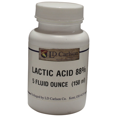 Lactic Acid - 5 fl oz (150 ml)