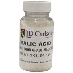 Malic Acid - 2 oz (56 g)