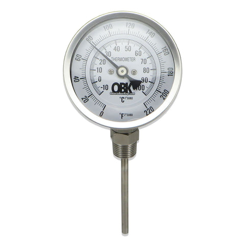 Tilt-Adjustable Thermometer