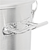 Anvil Brewing Equipment Stainless Steel Crucible Conical Fermentor - 14 Gallon - Handle