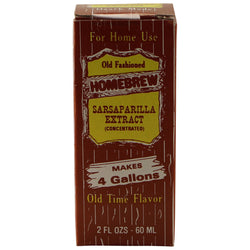 Soft Drink Extract - Sarsaparilla - 2 oz