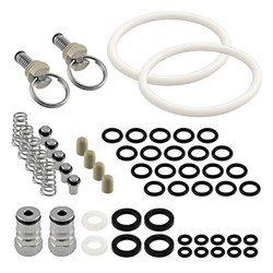 Complete Ball Lock Keg Seal and Repair Kit