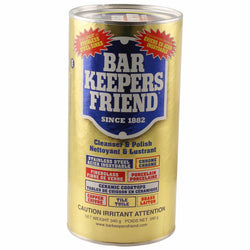 Bar Keeper's Friend Cleanser and Polishing Powder - 12 oz
