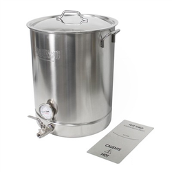 16 Gallon, 4 Piece Brew Kettle Set